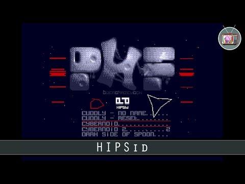HIPSid by Psycho Hacking Force, 2017   Atari ST Music Demo