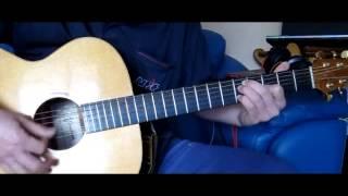 C'est la Mort by The Civil Wars Guitar Lesson. DADGAD