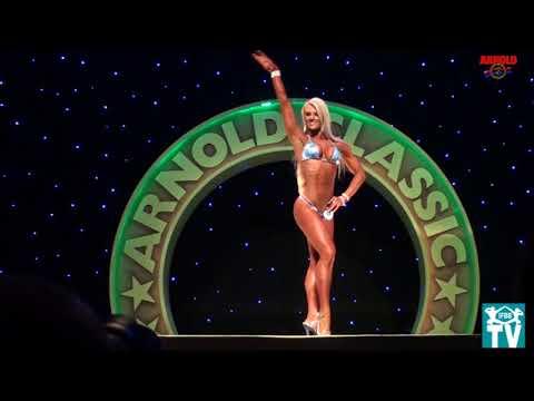 Arnold Classic Australia 2016 -pro-bikini
