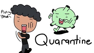 5 STAGES NG QUARANTINE (PINOY ANIMATION)