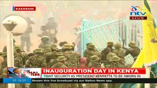 Several injured in Kasarani stampede - VIDEO