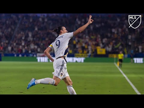 Zlatan destroys Sporting KC with a record-breaking hat trick!