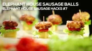 Elephant House Sausage Balls (Elephant House Sausage Hack #7)