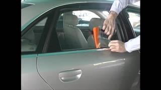 How to Unlock A Car: 2002 Audi A4