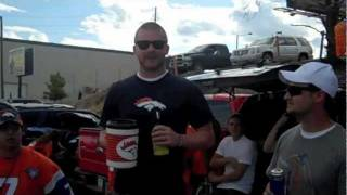 DONKEY PUNCH CHANT at MILE HIGH