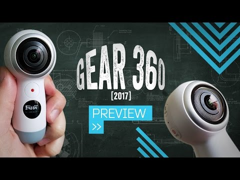 The Gear 360 Camera Is SO MUCH FUN
