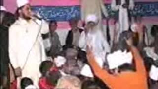 preview picture of video 'Taj Dare Chora Sharif Peer Syed Ejaz Hussain in Muzaffar Pur Sialkot. (04-12-11) Part 3/9'