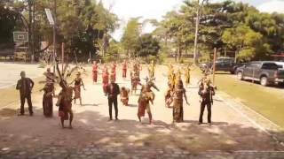 Lagu Dayak Linoh ( BATU LINOH ) Buinasi Group