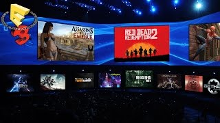 E3 2017 Preview - Red Dead Redemption 2, Assassin
