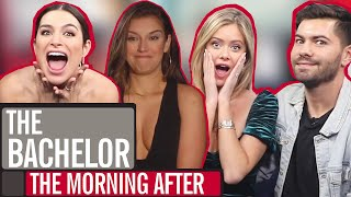 Alayah Drama Breakdown w/ Ashley I, Dylan & Hannah G | The Bachelor: The Morning After