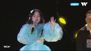 WCA 2018 | Anh là ai - Hit mới nhất của Phương Ly lần đầu xuất hiện trên sân khấu.