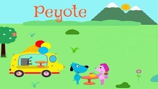 Peyote Приключения Щенка Пейото Обучающий игровой мультфильм Best Kids Apps
