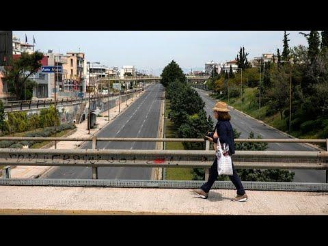 Ελλάδα – COVID-19: Επτά νέα κρούσματα, 2.408 συνολικά – Κανένας νέος θάνατος…