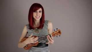 """Video thumbnail of """"Dream a Little Dream of Me Ukulele Cover (Mama Cass) - Emily's 52 Covers Challenge"""""""