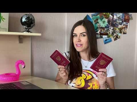 Зачем нужны 2 заграничных паспорта?