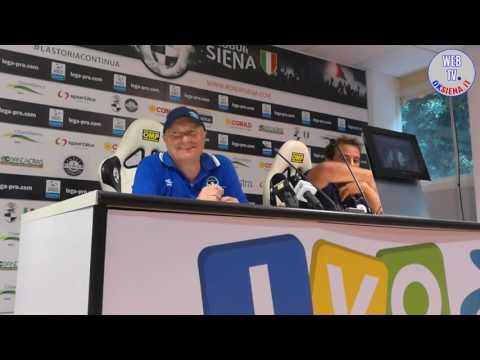 Interviste dopo Robur Siena Giana Erminio