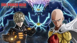 ONE PUNCH MAN: A HERO NOBODY KNOWS - Gamescom Trailer - PS4/XB1/PC