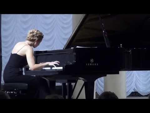 Свиридов - Метель - Анастасия Титович