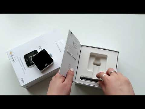 #Unboxing: Senzor de temperatura Eve degree – CaseSmart