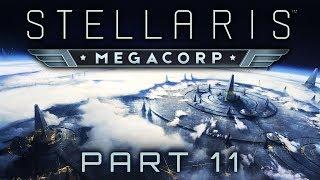 Stellaris: MegaCorp - Part 11 - The Economy, Stupid