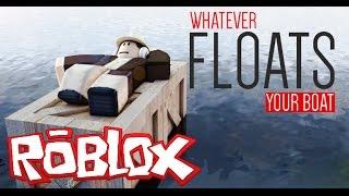 РОБЛОКС СТРОИМ КОРАБЛИ   -  ROBLOX Whatever Floats Your Boat (роблокс по русски)