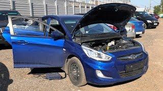 ЗАЛЁТ на 400.000р! Сам Себе АВТОЭКСПЕРТ! Hyundai Solaris, автомобиль с вопросами