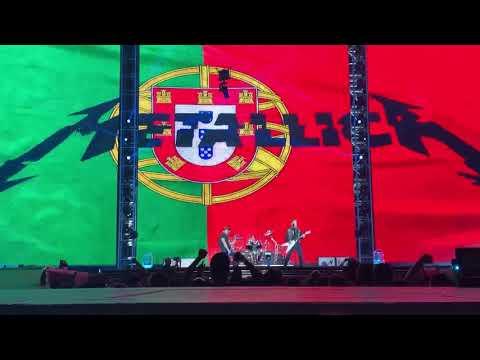 Metallica - Lords of Summer [Live] - 5.1.2019 - Estádio do Restelo - Lisbon, Portugal