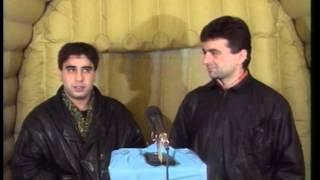 «Будка гласности». Санкт-Петербург. 1993 год