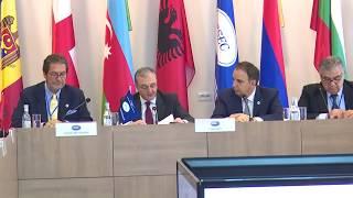 Выступление министра иностранных дел Республики Армения Зограба Мнацаканяна на 38-ом заседании Совета министров иностранных дел стран-членов ОЧЭС