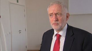 'No deal with Europe would be very dangerous,' says Corbyn
