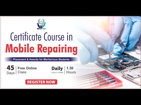 Free Basic Mobile Repairing Course - YouTube