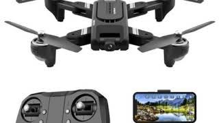 DRONE EACHINE EG16 WINGGOD GPS 5G WIFI FPV COM CÂMERA 4K HD POSISIONAMENTO DE FLUXO ÓPTICO DUAL LENS