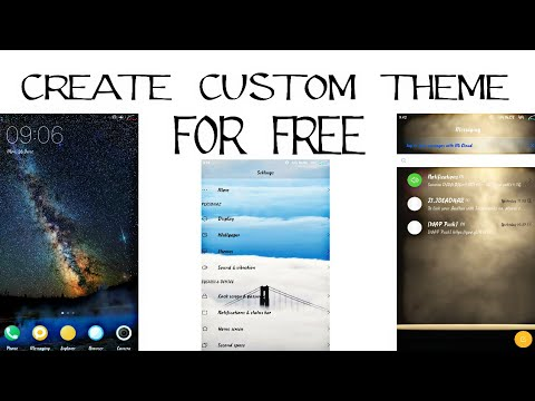 How To Create Custom Theme On Android