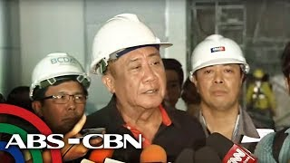 [ABS-CBN]  No problem in Clark Airport's runway, taxiway – Tugade | 23 April 2019