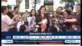 Pertama dalam Sejarah RI! Penerimaan Negara 2018 Melampaui Target!