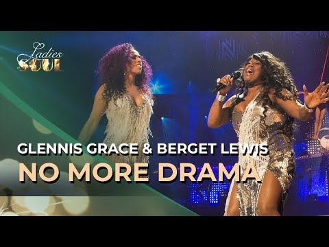 No More Drama (live @ Ladies Of Soul)