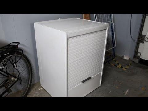 Montar un armario de lavandería - Bricomanía