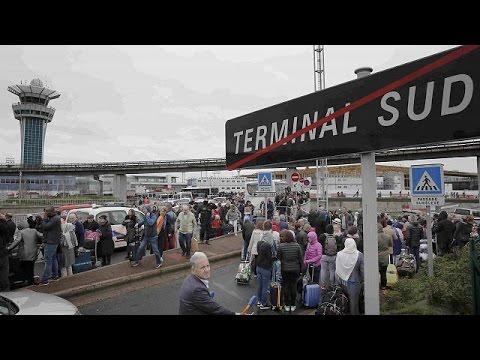 Εκκενώθηκε το αεροδρόμιο Ορλί στο Παρίσι.