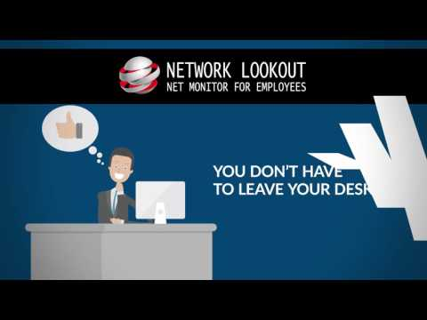 Employee Monitoring with Net Monitor for Employees
