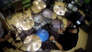 Tomalo Hillsong Cover Drum