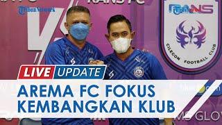 Presiden Klub Arema FC Bangun Museum dan Cafe Arema, Gaet Pemilik Distro untuk Jual Barang Ori