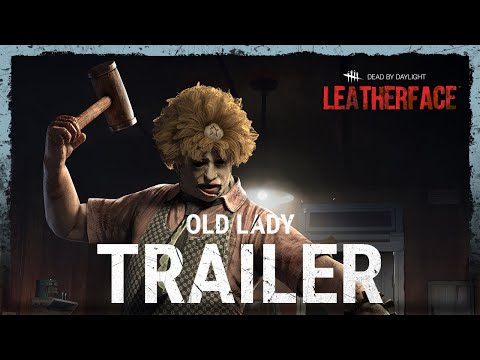 Dead By Daylight Introduces Old Lady Outfit for Leatherface