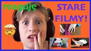 OGLĄDAM SWOJE STARE FILMY!!!