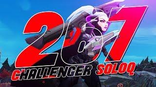 Gosu - 267 CHALLENGER SOLOQ