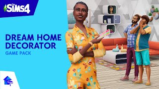 VideoImage1 The Sims™ 4 Dream Home Decorator Game Pack
