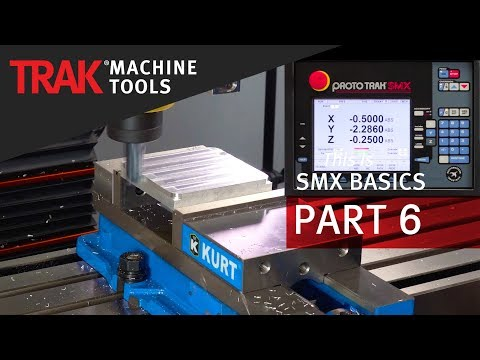 Mirror Image | ProtoTRAK SMX CNC | Basic Programming 6