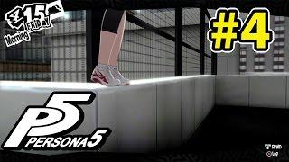 Persona 5 (4) - Jangan..Jangan Lompat Mbak!!