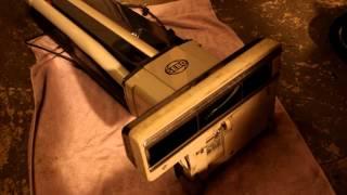 Sebo BS36 Commercial Vacuum Cleaner - RustySkull Productions