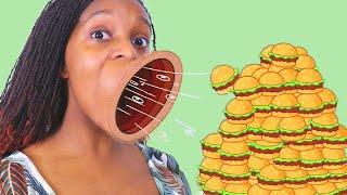 FUNNIEST FOOD SKITS - Onyx Kids