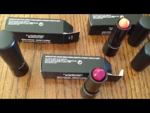 Mineralize Rich Lipstick by MAC #2